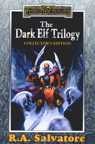 9780786915880: The Dark Elf Trilogy:Homeland,Exile,Sojourn (Forgotten Realms)