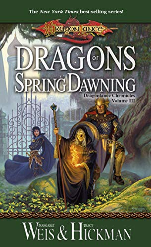 9780786915897: Dragonlance: Dragons Of Spring Dawning: 03