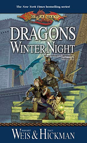 Dragons of Winter Night (Paperback): Margaret Weis, Tracy Hickman