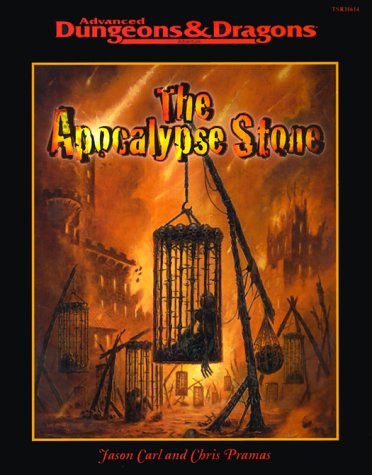 9780786916146: The Apocalypse Stone (Advanced Dungeons & Dragons)