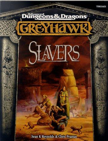 9780786916214: Slavers, Second Edition (Advanced Dungeons & Dragons, Greyhawk)