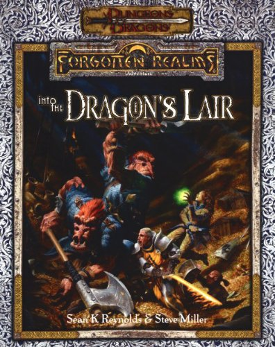 9780786916344: Into the Dragon's Lair (Dungeons & Dragons Forgotten Realms)