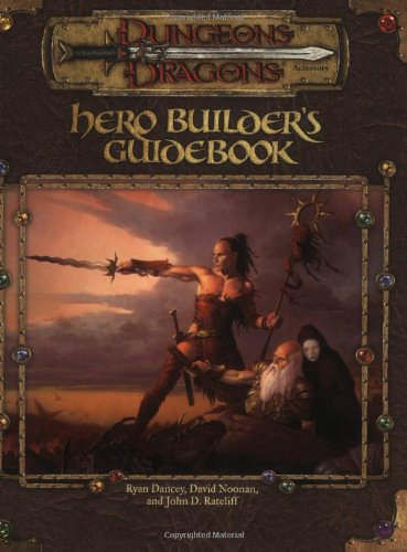 9780786916474: Hero Builder's Guidebook (Dungeons & Dragons)