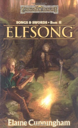 9780786916610: Elfsong (Forgotten Realms: Songs and Swords, Book 2)