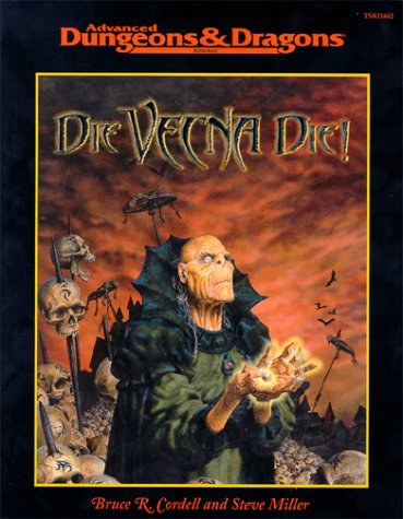 9780786916627: Die Vecna Die! (Advanced Dungeons & Dragons)