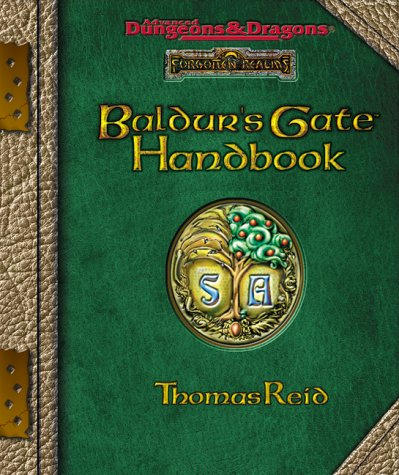 9780786916740: Baldur's Gate II D & D Guidebook
