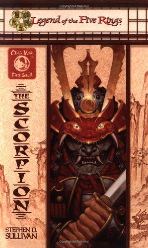 9780786916849: The Scorpion (Clan War...Fifth Scroll)