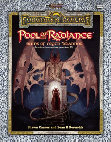 9780786917105: Pool of Radiance: Attack on Myth Drannor