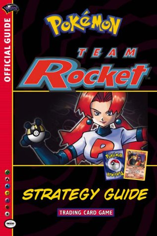 9780786917624: Pokemon Team Rocket Strategy Guide (Official Pokemon Guides)