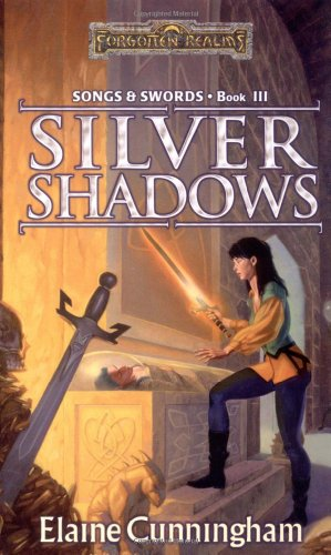 9780786917990: Silver Shadows (Forgotten Realms: Songs and Swords, Book 3)