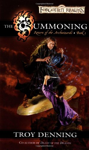 9780786918010: The Summoning (Forgotten Realms: Return of the Archwizards, Book 1)