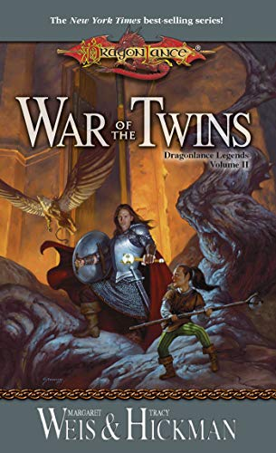 9780786918058: War of the Twins: Dragonlance Legends, Volume II: 2