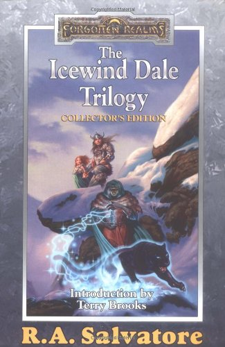 9780786918119: The Icewind Dale Trilogy: Collector's Edition (A Forgotten Realms Omnibus)