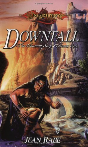 9780786918140: Downfall (Dragonlance: The Dhamon Saga, Book 1)
