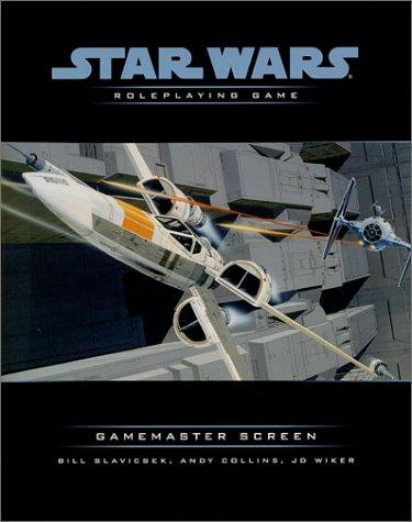 9780786918331: Star Wars Roleplaying Game: Gamemaster Screen