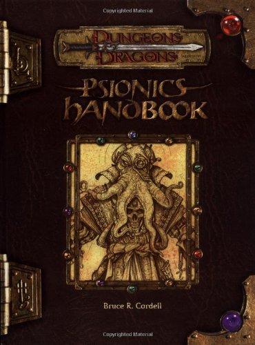 9780786918355: Psionics Handbook: Dungeons & Dragons