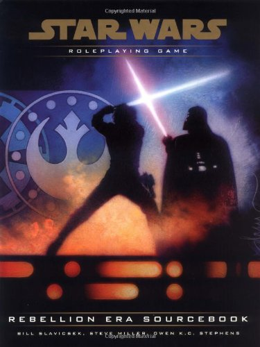 9780786918379: Rebellion Era Sourcebook (Star Wars)