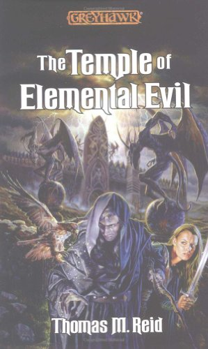 9780786918645: The Temple of Elemental Evil (Greyhawk Classics)