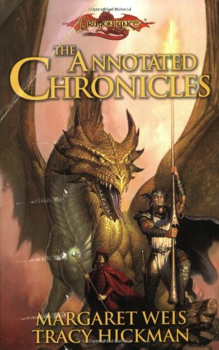 9780786918706: The Annotated Chronicles (Dragonlance: Dragonlance Chronicles)