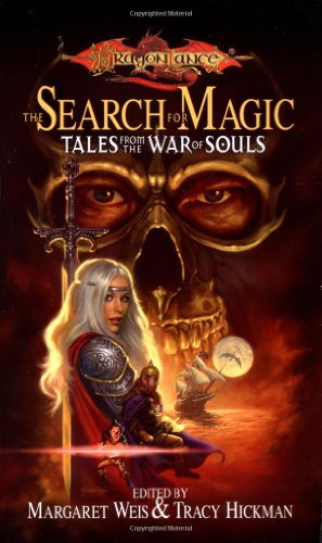 9780786918997: Search for Magic: Tales from the War of Souls (Dragonlance: Short Stories)
