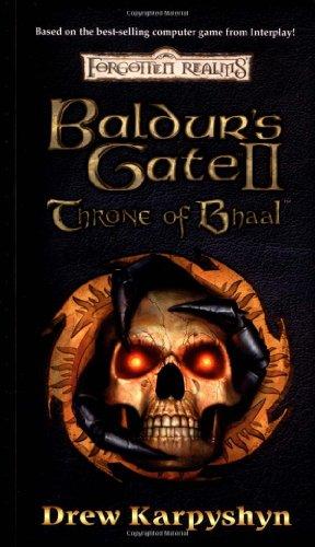 Baldur's Gate II: Throne of Bhaal: Karpyshyn, Drew