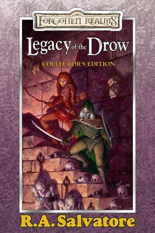 9780786920211: Legacy of the Drow (Forgotten Realms)