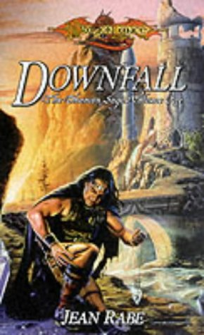 9780786920327: Downfall (Dragonlance: The Dhamon Saga, Book 1)