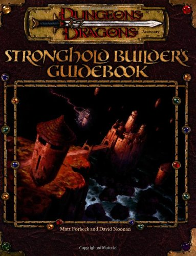 9780786926558: Stronghold Builder's Guidebook (Dungeons & Dragons)
