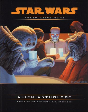 Alien Anthology (Star Wars Roleplaying Game) (0786926635) by Steve Miller; Owen K. C. Stephens