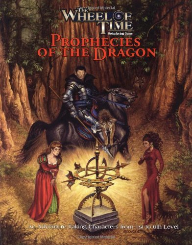 9780786926640: The Wheel of Time: Prophecies of the Dragon