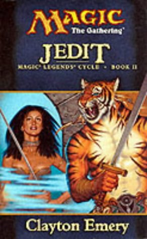 9780786926794: Jedit (Legends Cycle, Book II) Magic The Gathering