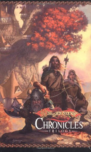 9780786926817: Dragonlance Chronicles Gift Set