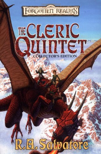 9780786926909: Forgotten Realms the Cleric Quintet: Canticle/In Sylvan Shadows/Night Masks/The Fallen Fortress/The Chaos Curse
