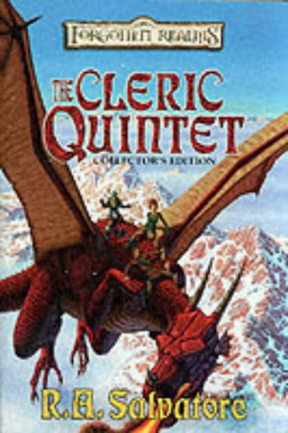 9780786927210: The Cleric Quintet Colector's Edition