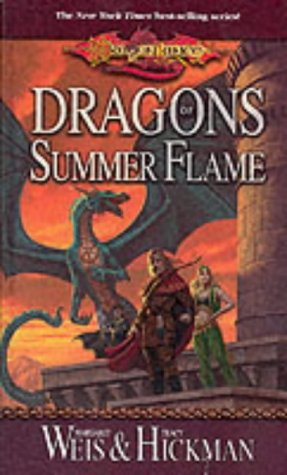 9780786927302: The Dragons of Summer Flame (Second Generation)
