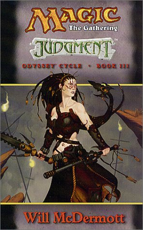 9780786927432: Judgement (Odyssey Cycle 3): Odyssey Cycle (Magic the Gathering Novel: Odyssey Cycle)