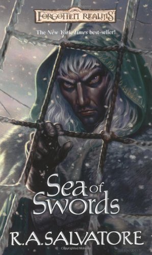 9780786927722: Sea of Swords (The Legend of Drizzt)