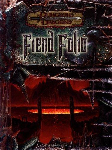 9780786927807: Fiend Folio (Dungeons & Dragons)