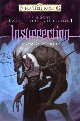 9780786927869: Insurrection: R.A. Salvatore's War of the Spider Queen: Book 2