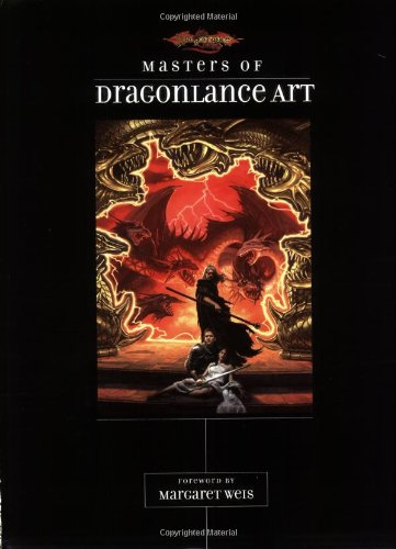 Masters of Dragonlance Art (Dragonlance - Calendars, Software & Miscellaneous)