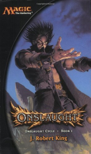 9780786928019: Onslaught (Onslaught Cycle 1) (Magic the Gathering Novel: Onslaught Cycle)