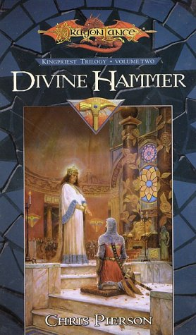 9780786928071: Divine Hammer: Kingpriest Trilogy, Volume Two