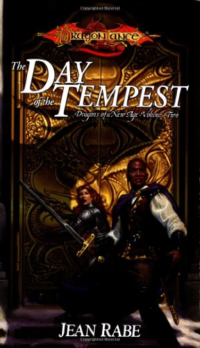 9780786928576: The Day of the Tempest (Dragonlance: Dragons of a New Age, Book 2)