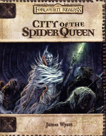 9780786928743: City of the Spider Queen (Forgotten Realms)