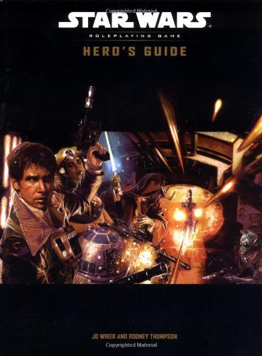 9780786928835: Hero's Guide (Star Wars Roleplaying Game)
