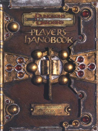9780786928866: Dungeons & Dragons Player's Handbook - Core Rulebook I v.3.5 - Special Edition