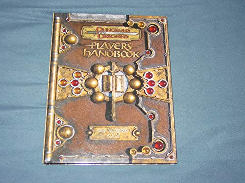 Dungeons & Dragons Player' Handbook: Core Rulebook 1 Vol. 3.5 [Hardcover]: E. Gary; ...
