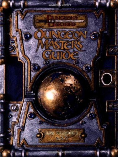 Dungeons & Dragons Dungeon Master's Guide: Core Rulebook II, V.3.5