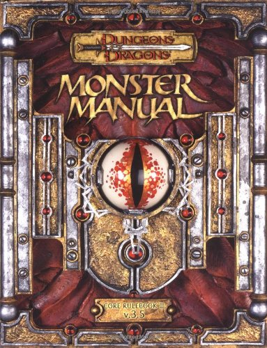 9780786928934: Monster Manual: Core Rulebook III v. 3.5 (Dungeons & Dragons d20 System)