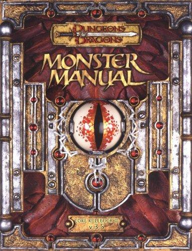 9780786928934: Monster Manual: Core Rulebook III: 3.5
